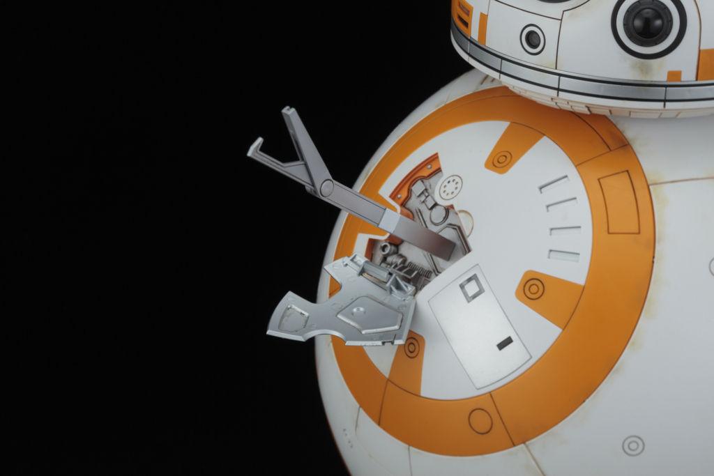 Bandai BB-8 one half scale kit (5)