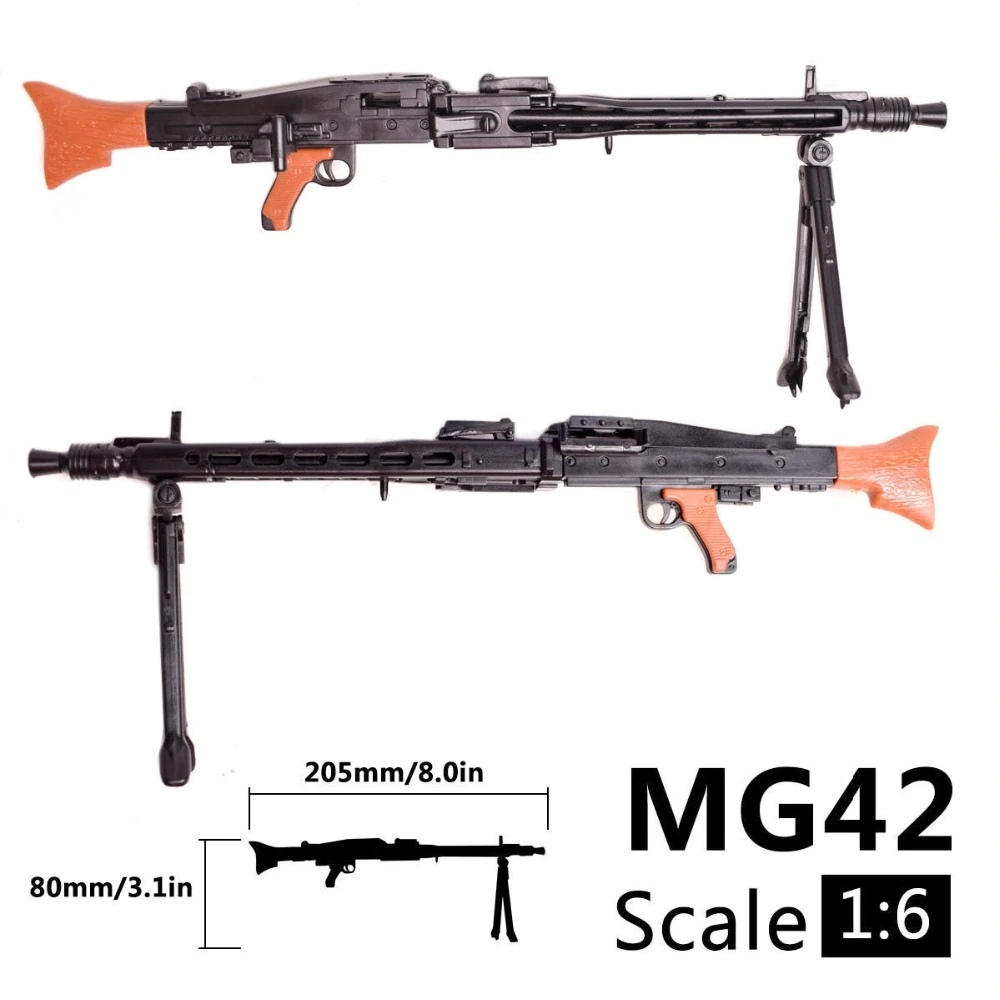 1/6 MG42 for action figures