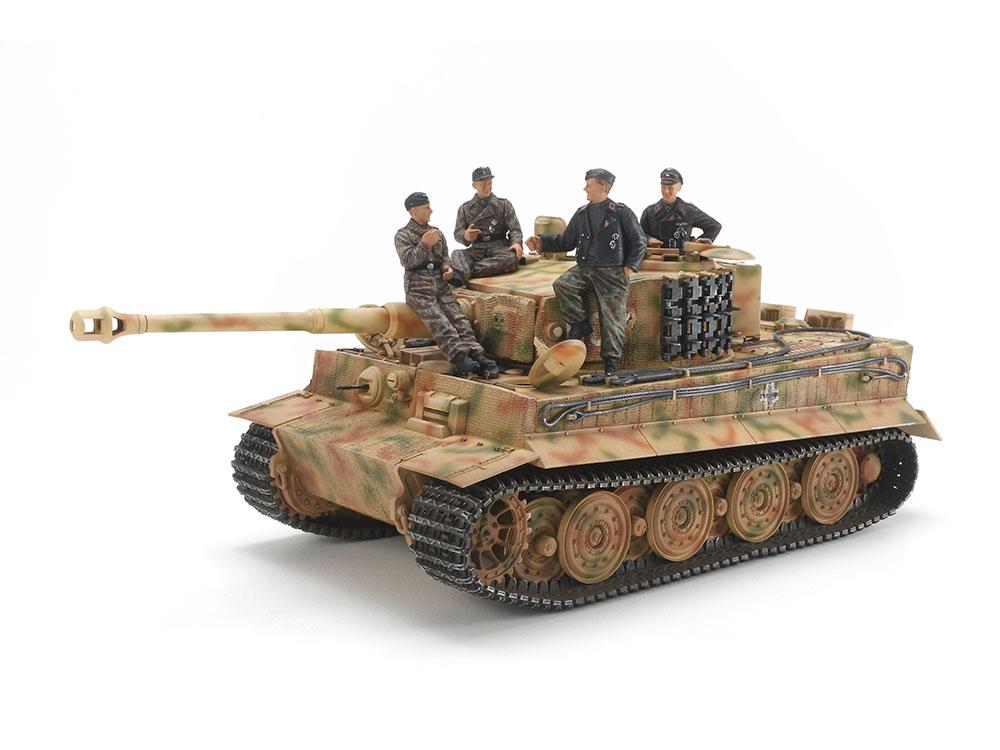German Tiger I Late Version