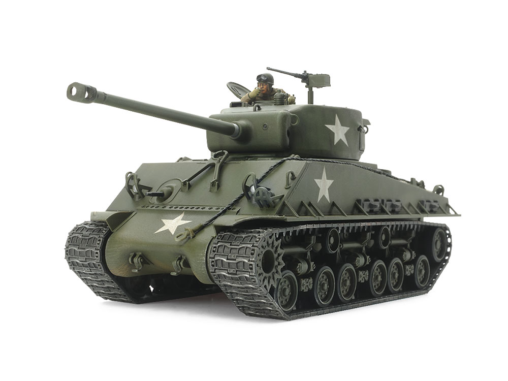 U.S. Medium Tank M4A3E8 Sherman Easy Eight