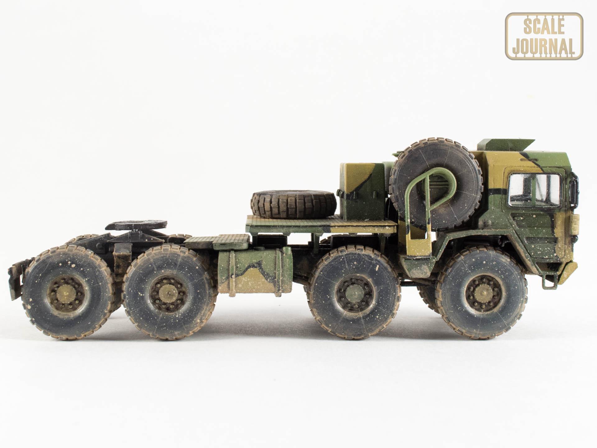 1/72 MAN KAT1 M1014 (ModelCollect UA72132)