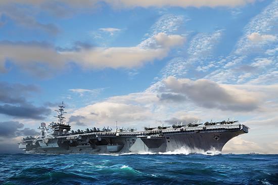 1/700 USS Constellation CV-64 06715