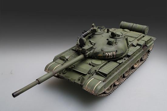 1/72 Russian T-62 BDD Mod.1984 (Mod.1972 modification) 07148