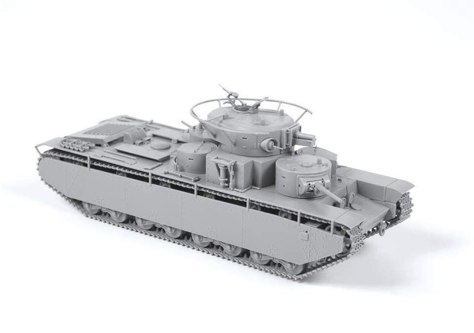 1/72 Т-35 Звезда 5061