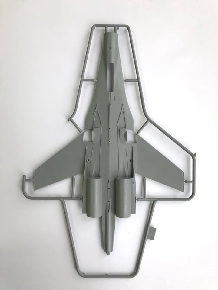 Су-27УБ, в 1/72 масштабе (7294)