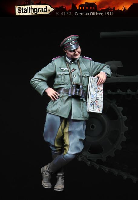 S-3172 German Officer, 1941