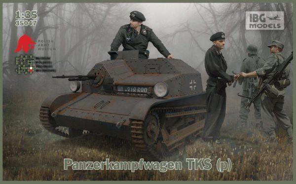 1/35 Panzerkampfwagen TKS (p) 35047