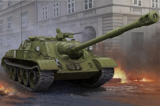1:35 Soviet SU-122-54 Tank Destroyer 84543