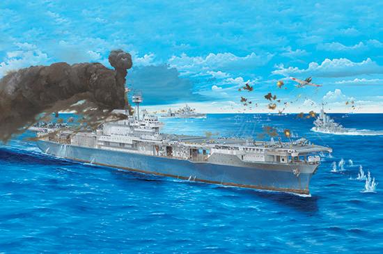 1/200 Yorktown CV-5 03711