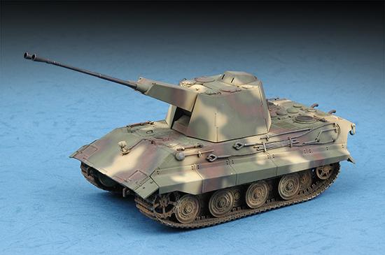 1/72 German E-75 Flakpanzer 07126