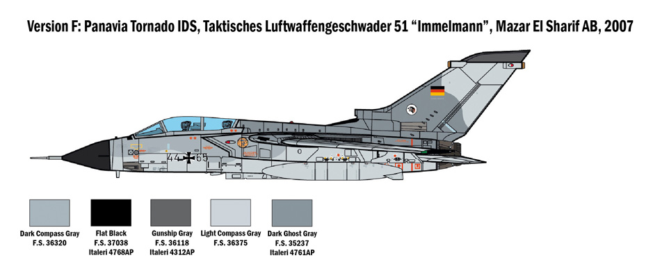 1/48 TORNADO GR.1/IDS - GULF WAR 2783