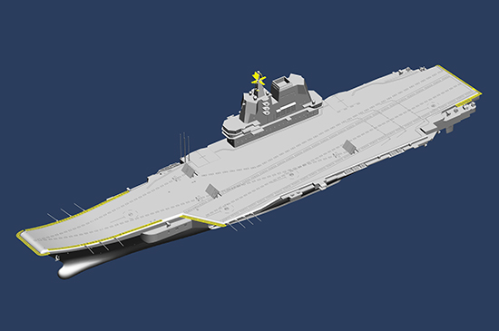 1:700 PLA Navy type 002 Aircraft Carrier 06725
