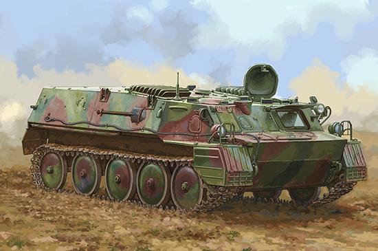 1:35 Light Armored Multipurpose Transport Vehicle GT-MU 09568
