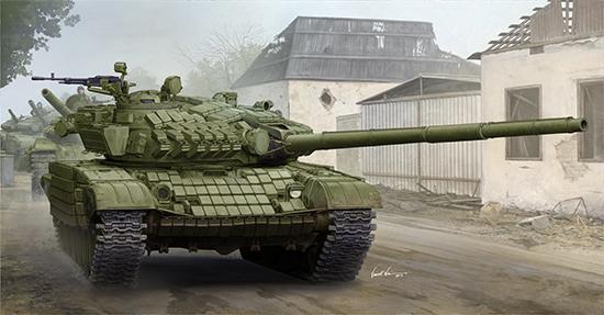 1:35 T-72A Mod1985 MBT 09548