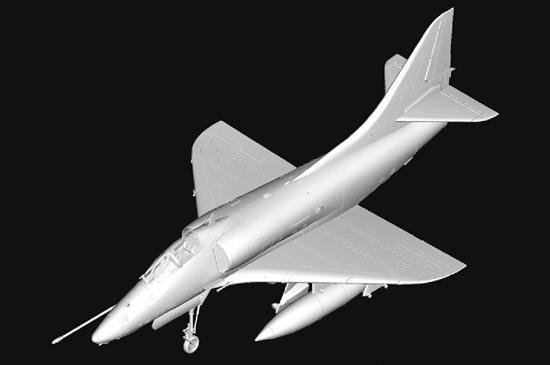 1:72 A-4E Sky Hawk 87254