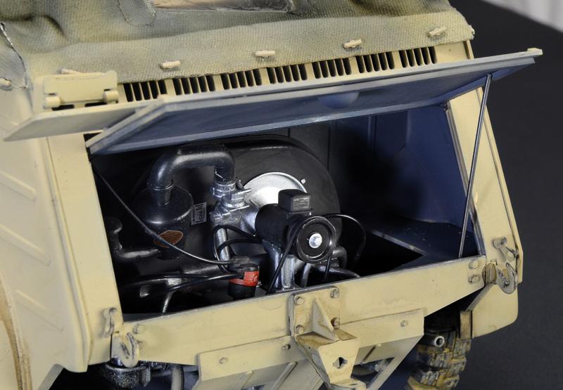 1/9 Kdf. 1 Typ 82 Kübelwagen 7405