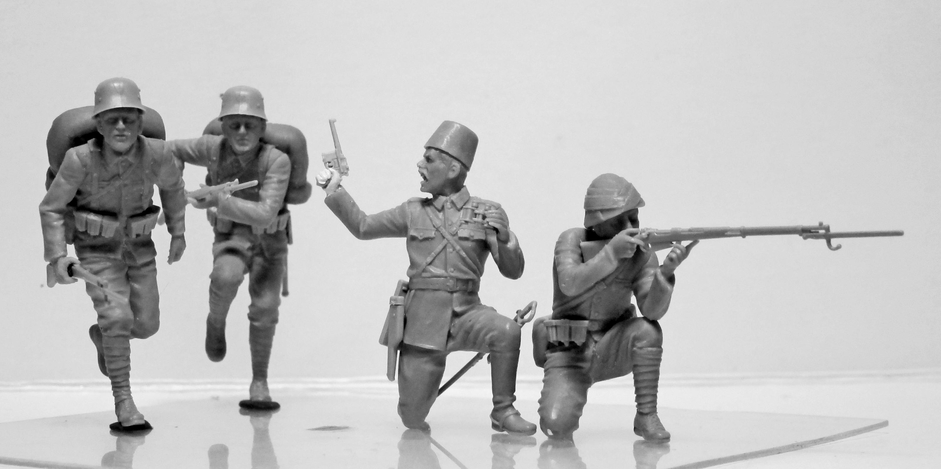 1/35 Gallipoli (1915) DS3501