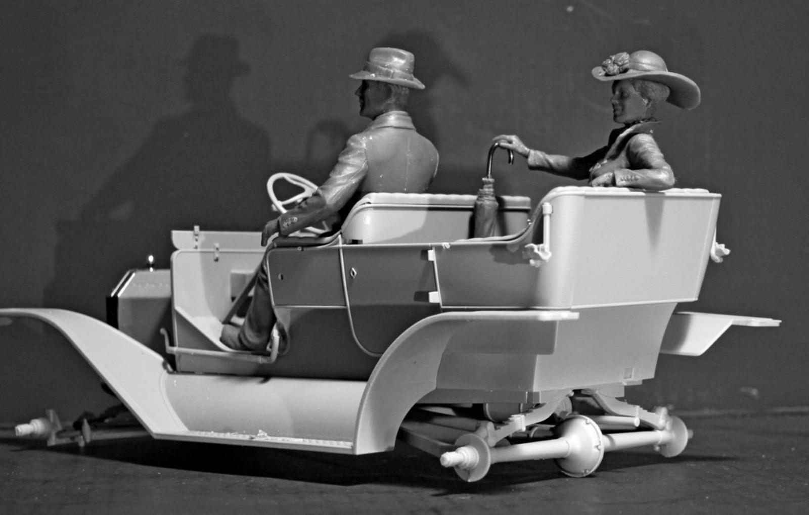 1/24 American Motorists (1910 s) 24013