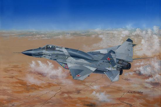 1/32 Russian MIG-29SMT Fulcrum 03225