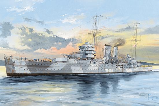 1/350 HMS York 05351