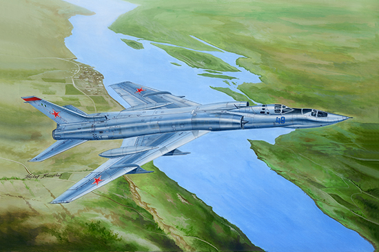 1/72 Tu-128UT Fiddler 01688