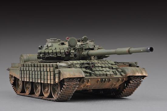 1/72 Russian T-62 ERA (Mod.1972) 07149