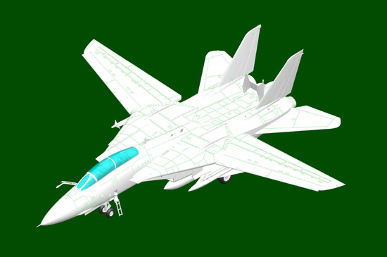 "1/48 ""Persian Cat"" F-14A TomCat - IRIAF 81771"