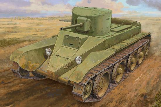 1/35 Soviet BT-2 Tank(medium) 84515