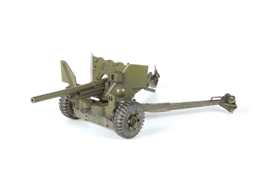 1/35 MK-II Британская 6-футовая противотанковая пушка 3518 (British anti-tank gun QF 6-PDR MK-II)