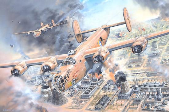 1/32 B-24D Liberator 83212