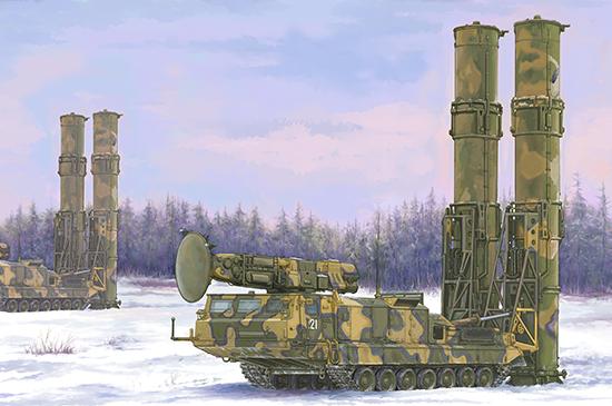 1/35 Russian S-300V 9A82 SAM 09518