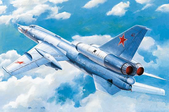 1/72 Soviet Tu-22K Blinder-B Bomber 01695