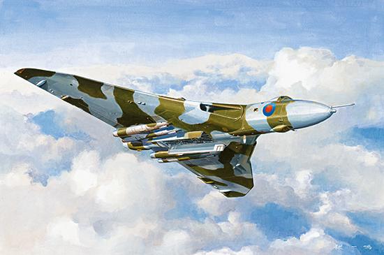 1/144 Avro Vulcan B.MK 2 03931