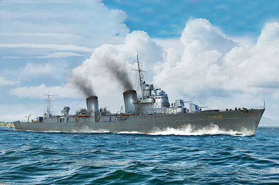 1/350 Russian Destroyer Taszkient 1940 05356