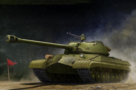1/35 Soviet JS-5 Heavy Tank 09566