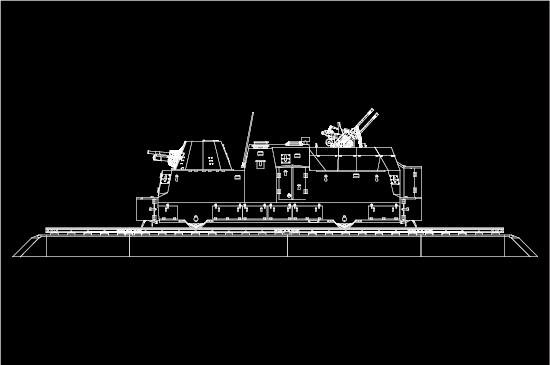 1/72 Kanonen und Flakwagen 82925