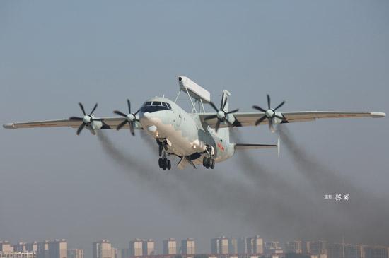 1/144 Chinese KJ-200 83903