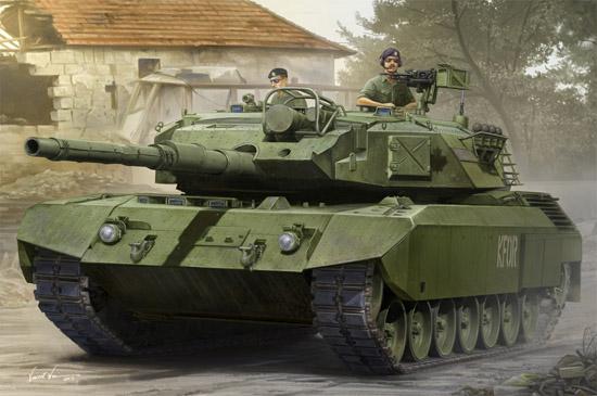 1/35 Leopard C1A1 (Canadian MBT) 84502