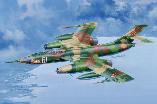 1/48 Russian Yak-28PP Brewer-E 81768