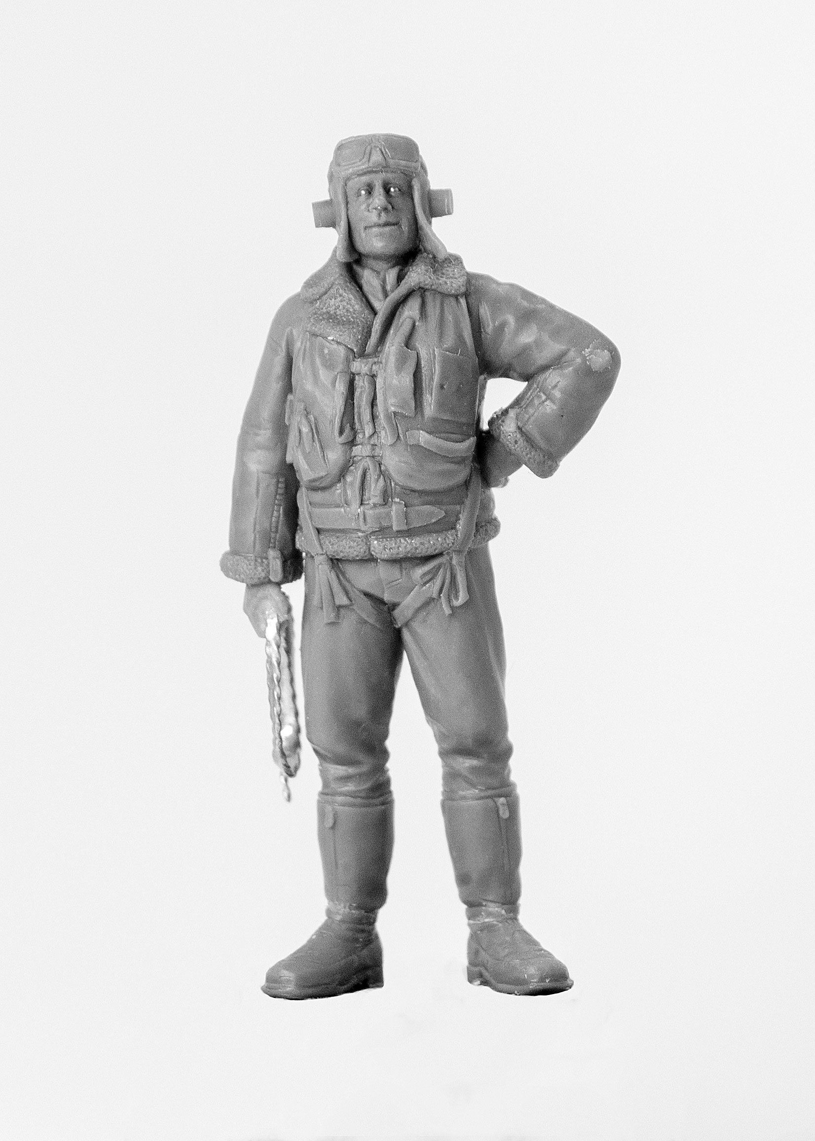 1/32 British Pilots (1939-1945) (3 figures) (100% new molds) 32105