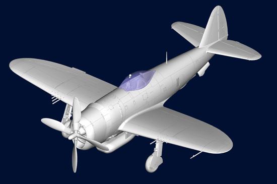 1/48 P-47D Thunderbolt Fighter 85811