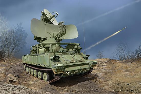 1/35 Russian 1S91 SURN KUB Radar 09571