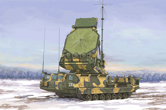 1/35 Russian S-300V 9S32 SAM 09522