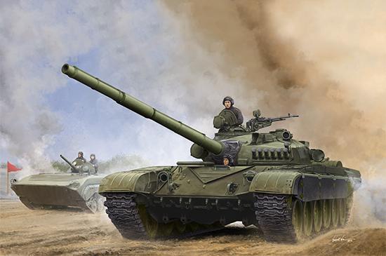 1/35 Russian T-72A Mod1979 MBT 09546
