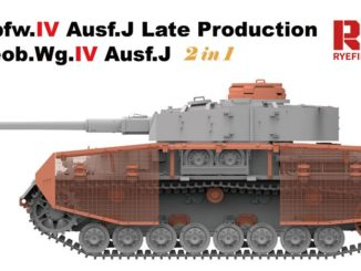 1/35 Pz.Kpfw.IV Ausf.J Late Production/ Pz.Beob.Wg.IV Ausf.J 2 in 1 RM-5033