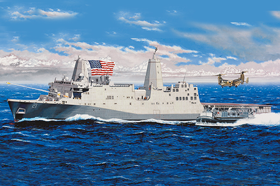 1/350 USS New York (LPD-21) 05616