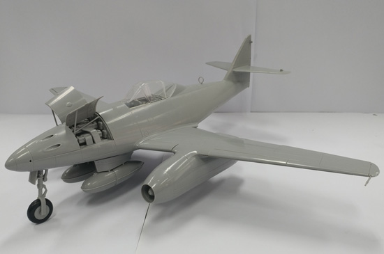 1/18 ME262 Fighter 81805