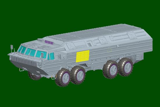 1/72 Soviet 9K714 OKA (SS-23 Spider) 82926